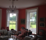 001-Complete Painting of Country house in Co Kildare -Zoffany Paints